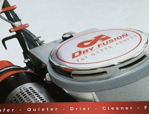 Dry Fusion Equipment